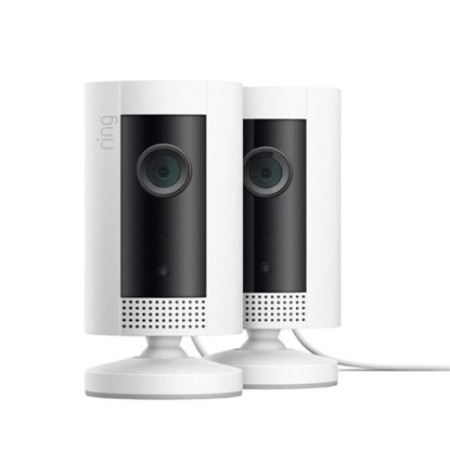 Picture of Ring Indoor Cam Compact Plug-In HD Two-Pack - White