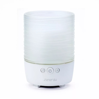 Picture of iHome Meditative Light and Sound Therapy Candle