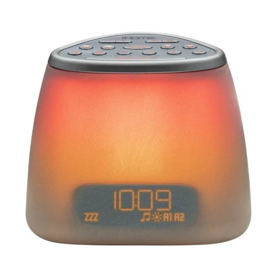 Picture of iHome Zenergy Dream Mini Bedside Sleep Therapy with Speaker