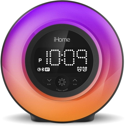 Picture of iHome Bluetooth Color Changing Clock Radio