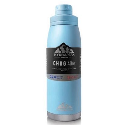 Picture of Hydrapeak 40oz. Chug Handle Bottle - Cloud