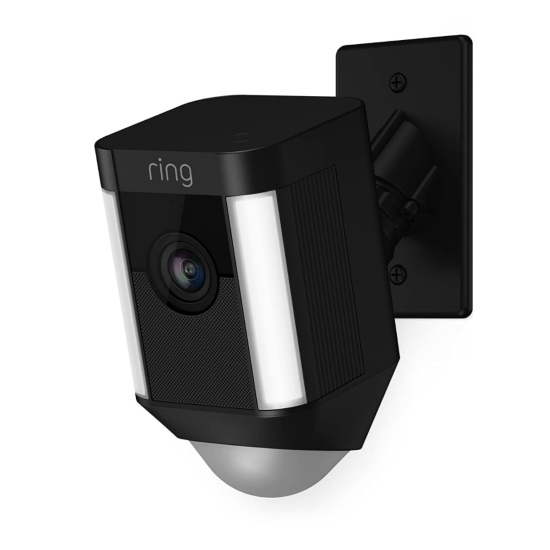 Picture of Ring Spotlight Cam Hardwired HD