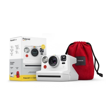Picture of Polaroid Now Travel Pouch Bundle with Film