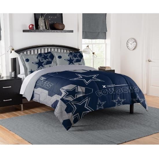 Picture of NFL Hexagon Twin Comforter Set