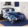 Picture of NCAA Full/Queen Hexagon Take Comforter Set