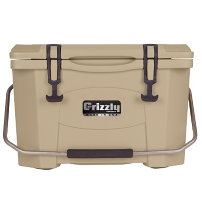 Picture of Grizzly 20-Qt. Cooler - Tan
