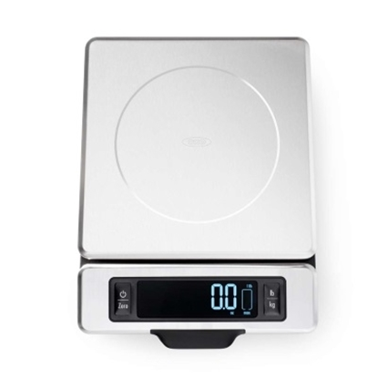 Picture of OXO 11-lb. Scale - Stainless Steel