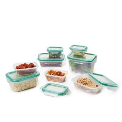 Picture of OXO 16-Piece Smart Seal Plastic Container Set