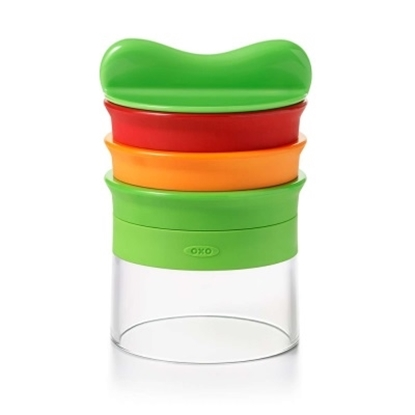 Picture of OXO 3-Blade Hand-Held Spiralizer