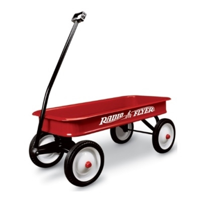 Picture of Radio Flyer® Classic Red Wagon