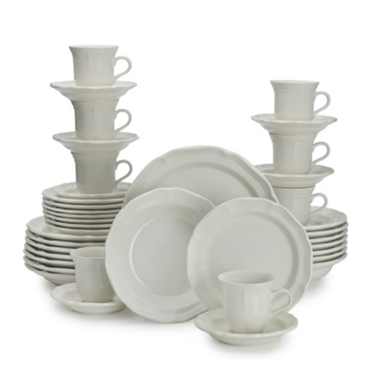Picture of Mikasa French Countryside 40-Piece Dinnerware Set