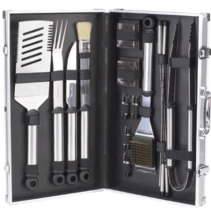 Picture of Picnic at Ascot™ 20-Pc BBQ Master Grill Tools
