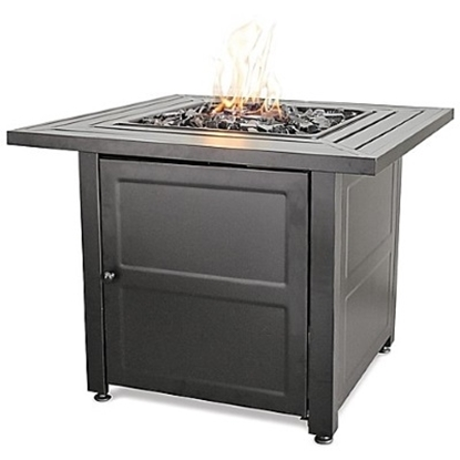 Picture of Blue Rhino® Liquid Propane Outdoor Firebowl - Steel Mantel