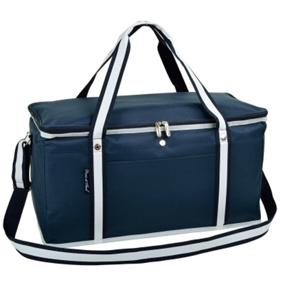 Picture of Picnic at Ascot™ Extra Large Hybrid Folding Cooler- Navy