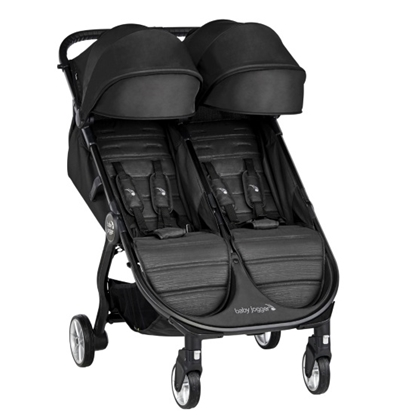 Picture of Baby Jogger City Tour 2 Double - Pitch Black