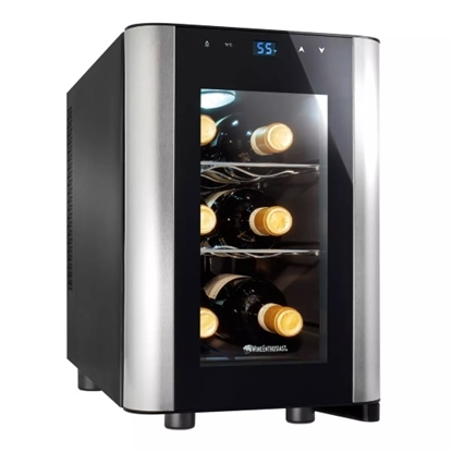 Picture of Wine Enthusiast 6-Bottle Wine Cooler