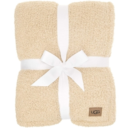 Picture of UGG Ana Knit Throw Blanket - Pebble