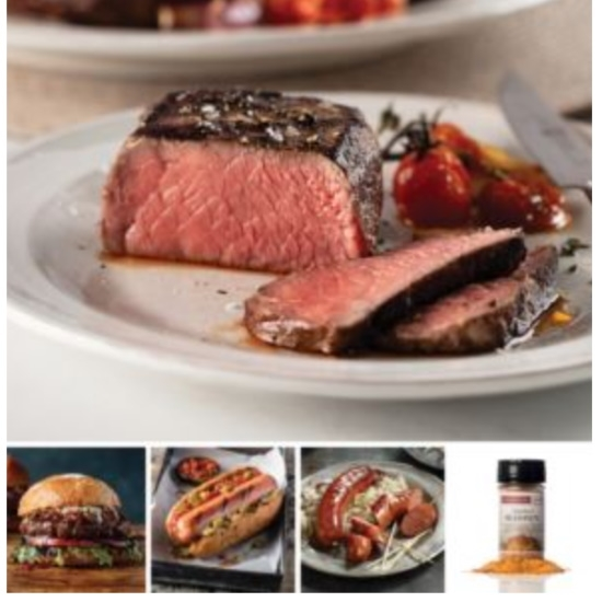 Picture of Omaha Steaks Cookout in a Box