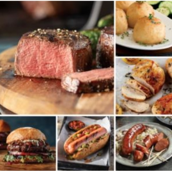 Picture of Omaha Steaks Butcher's Cut Stock Up
