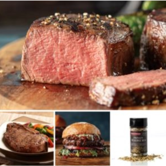 Picture of Omaha Steaks Simple Beef Selection