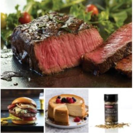Picture of Omaha Steaks Taste of Elegance