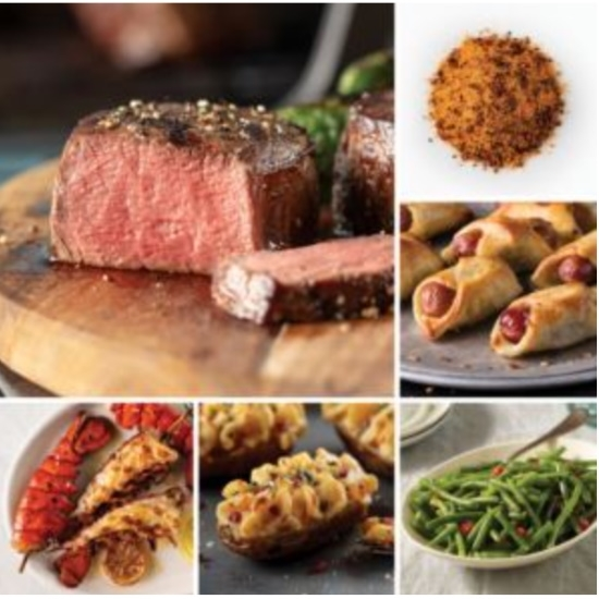 Picture of Omaha Steaks Butcher's Cut Filet & Lobster Meal