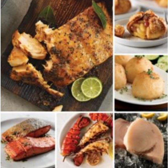 Picture of Omaha Steaks New Seafood Favorites