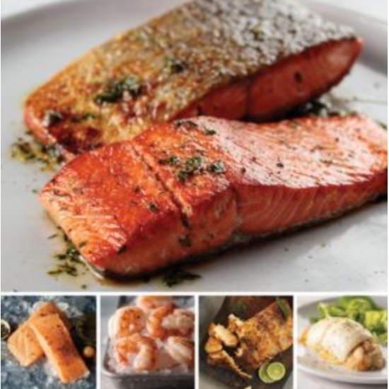 Picture of Omaha Steaks Taste of the Sea Assortment