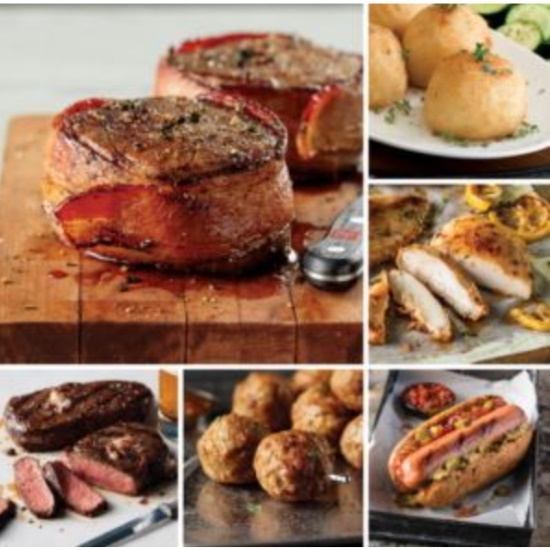 Picture of Omaha Steaks Savory Sampler