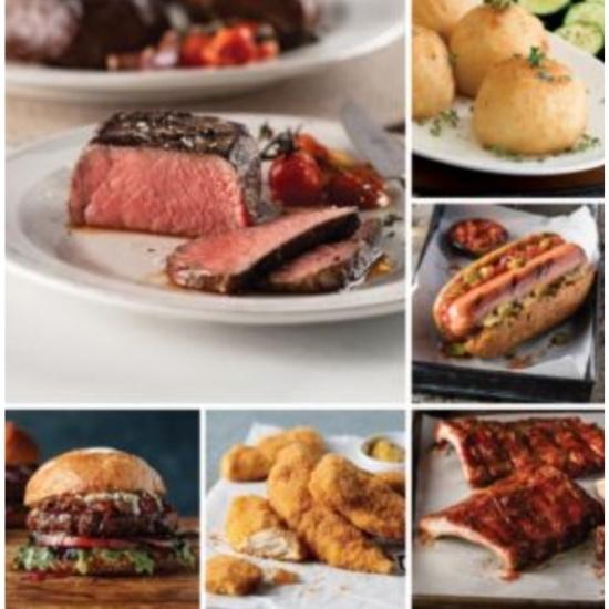 Picture of Omaha Steaks Favorites Sampler