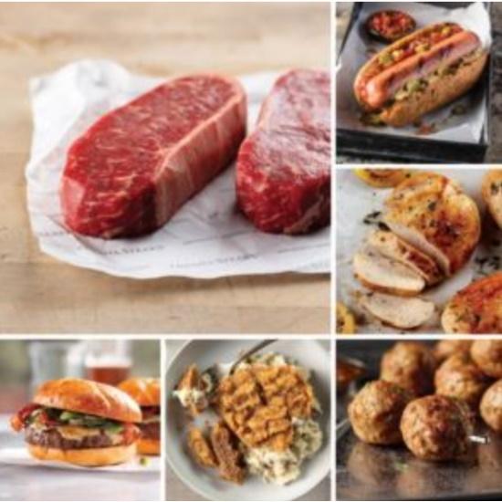 Picture of Omaha Steaks Big Apple Freezer Filler