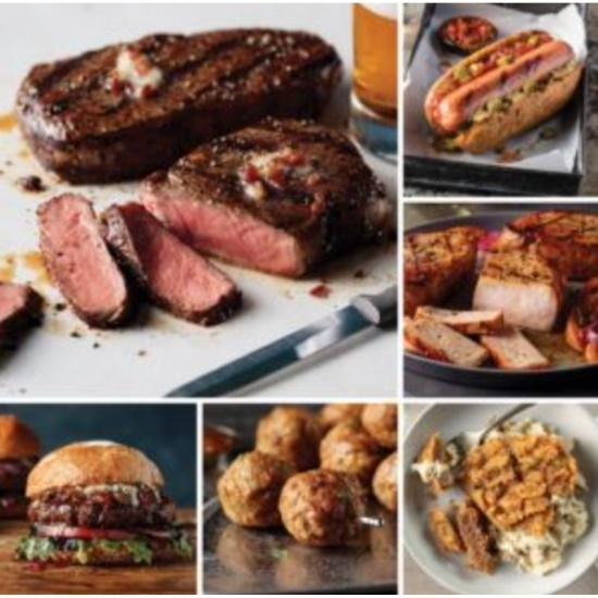 Picture of Omaha Steaks Stocked Freezer Favorites