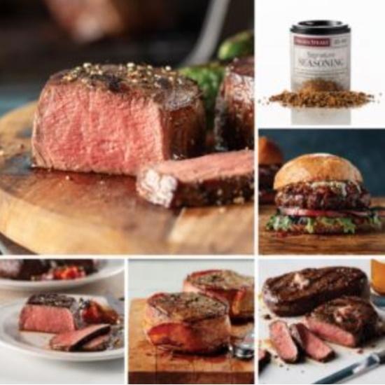Picture of Omaha Steaks Super Steak Sampler