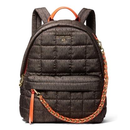 Picture of Michael Kors Slater Medium Backpack - Brown Multi