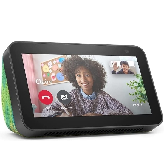 Picture of Amazon Echo Show 5 (2nd Gen) Kids Edition - Chameleon