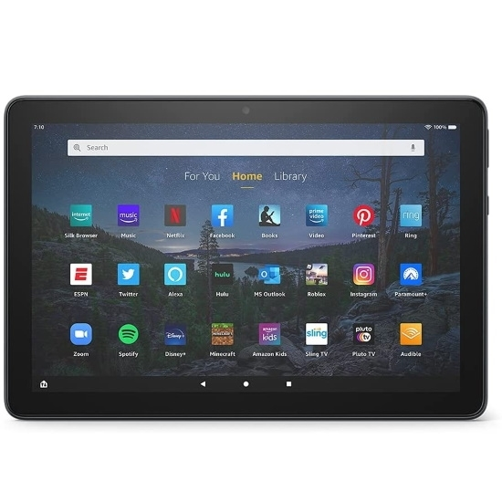 Picture of Amazon 10.1'' Fire HD 10 Plus Tablet 64GB - Slate