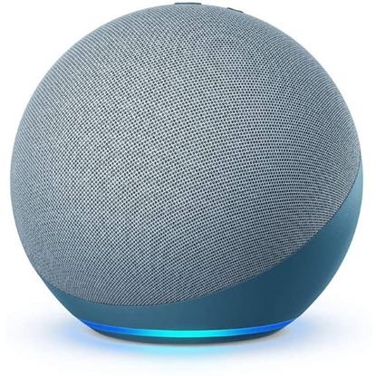 Picture of Amazon Echo (4th Gen) Smart Home Hub - Twilight Blue