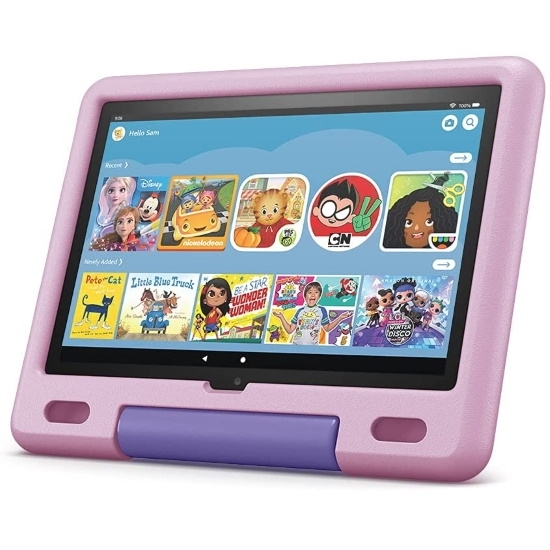 Picture of Amazon 10.1'' Fire HD 10 Kids Tablet 32GB