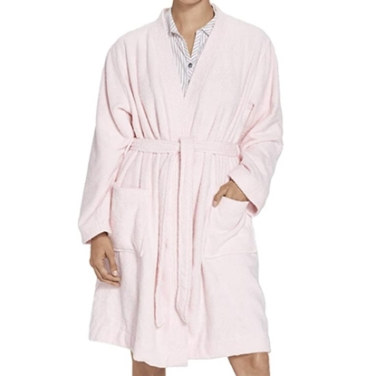 Picture of UGG Ladies' Lorie Terry Robe - Seashell Pink