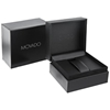 Picture of Movado® Men's Museum Black Strap Watch