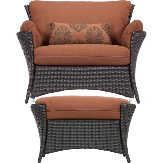Picture of Hanover Strathmere Allure 2-Piece Outdoor Seating Set