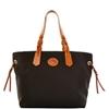 Picture of Dooney & Bourke™ Nylon Shopper-Black