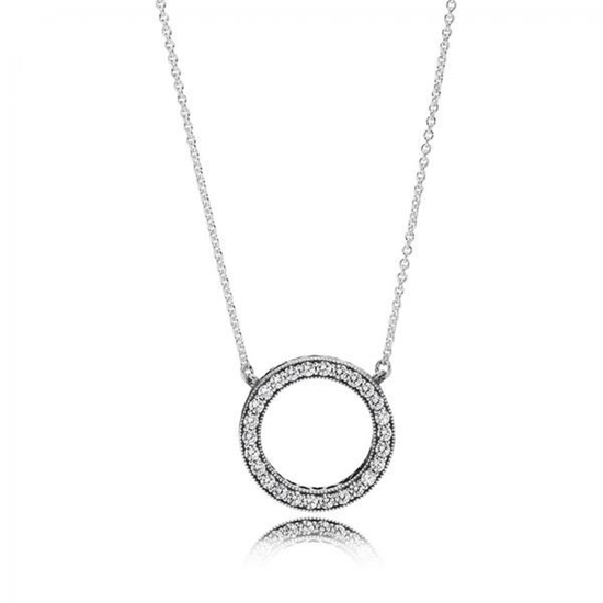 Picture of Pandora® Hearts of Pandora Necklace