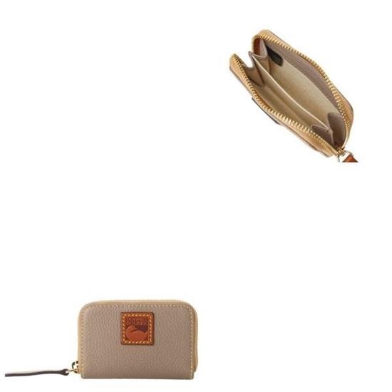 Picture of Dooney & Bourke™ Pebble Grain Zip Around Credit Card Case