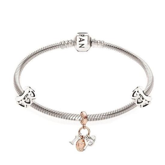 Picture of Pandora® I Love You Bracelet - Size 7.5