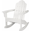 Picture of Hanover All-Weather Adirondack Rocking Chair