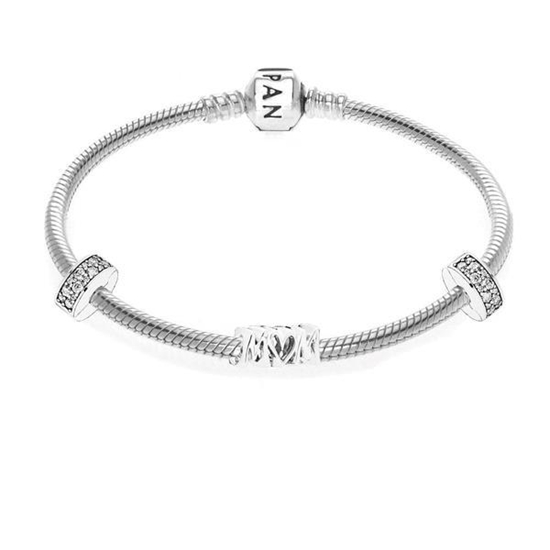 Picture of Pandora® Sparkling Mom Bracelet