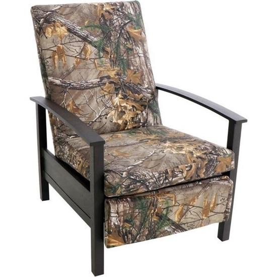 Picture of Hanover Cedar Ranch Recliner with Camo Cushions