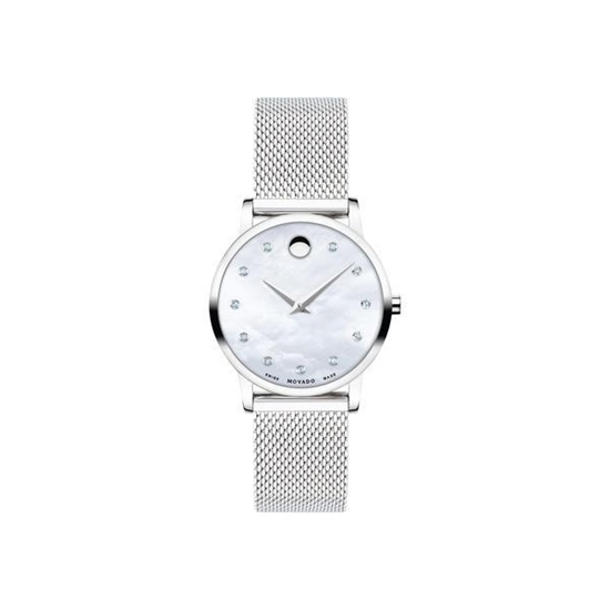 Picture of Movado® Women's Museum Classic Mesh Bracelet Watch