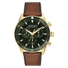 Picture of Movado® Men's Heritage Cognac Leather Strap Chronograph Watch